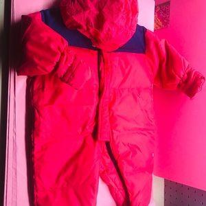 Polo Ralph Lauren vtg Y2K snow bunny suit onesie